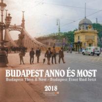 Budapest Anno és Most 30x30cm - Naptár 2018