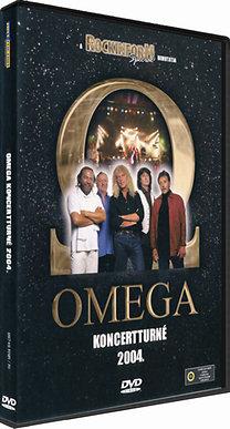 Omega - Koncertturné 2004. - DVD
