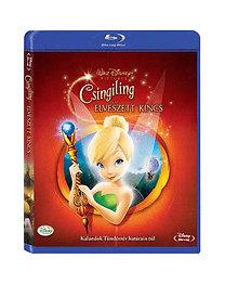 Csingiling és az elveszett kincs - Blu-ray