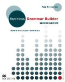 Emmerson, Paul: Business Grammar Builder New. Student's Book