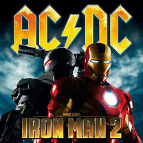AC/DC: Iron Man 2. (Deluxe CD+DVD)