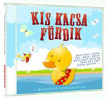 Kis kacsa fürdik - CD