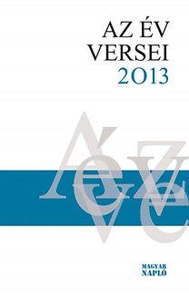 Dr. Nagy Gábor: Az év versei 2013