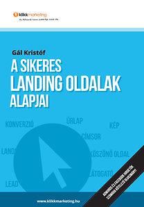 Gál Kristóf: A sikeres landing oldalak alapjai