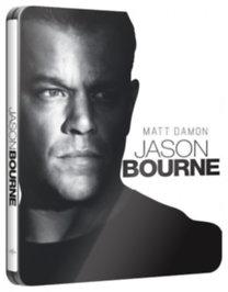 Jason Bourne - Steelbook - Blu-ray + bónusz DVD