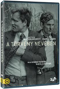 A törvény nevében 1. évad - DVD