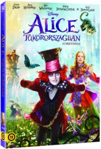Alice Tükörországban - DVD Dísztokban