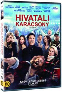 Hivatali karácsony - DVD