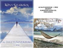 Kövi Szabolcs: Az Ihletuniverzum 1. rész + Álmodozás audio CD díszcsomag - Második, javított kiadás