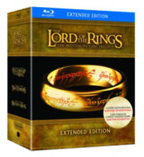 A Gyűrűk Ura - Bővített Kiadás Gyűjtemény - Blu-ray