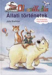 Julia Boehme: Olvasó Kalóz - Állati történetek - OlvasóKalóz