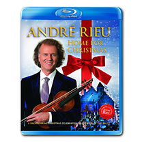 André Rieu: Home For Christmas (Blu-ray)