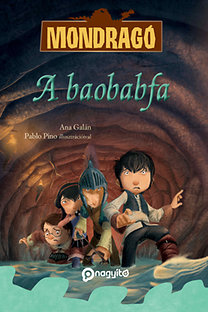 Ana Galán: A baobabfa - Mondragó 3.