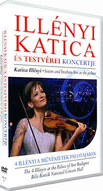 Illényi Katica és testvérei koncertje