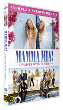 Mamma Mia! 1-2. - 2 DVD