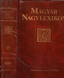 Magyar Nagylexikon 15. (Pon-Sek)